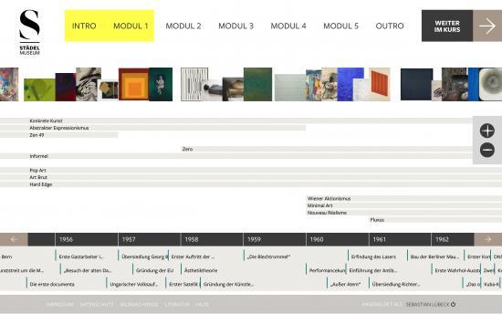 kunstgeschichte online der st del kurs zur moderne st del museum. Black Bedroom Furniture Sets. Home Design Ideas